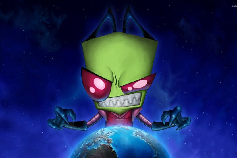 Zim - Invader Zim wallpaper