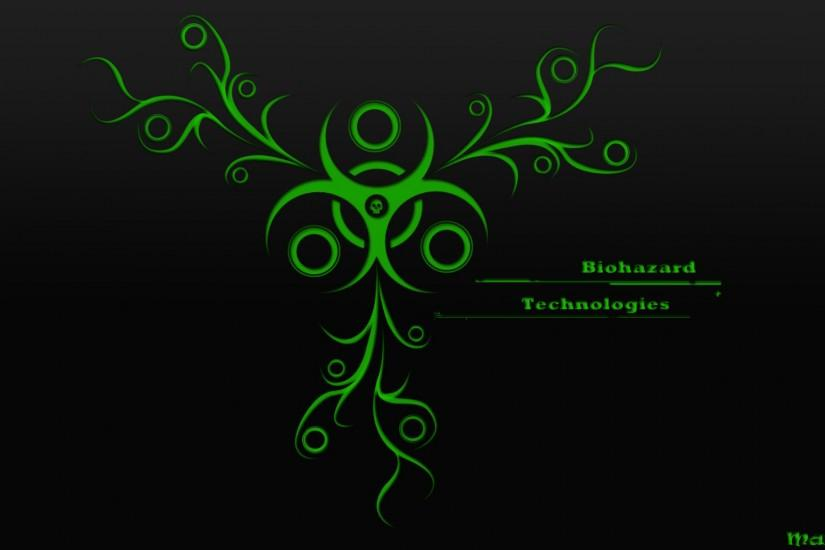 Biohazard Technologies Wallpaper Background | 11803