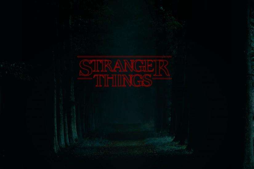 stranger things wallpaper 3840x2160 for 4k