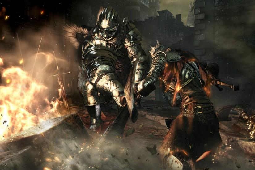 Dark Souls 3 Screenshoot HD Wallpaper