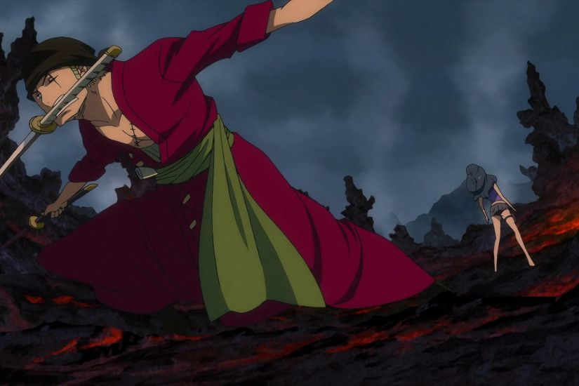 One Piece New World Zoro Full HD Pics Wallpapers 10553 - HD .