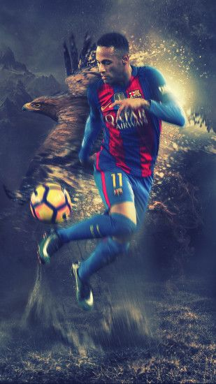 Neymar - HD Wallpaper by Kerimov23 Neymar - HD Wallpaper by Kerimov23