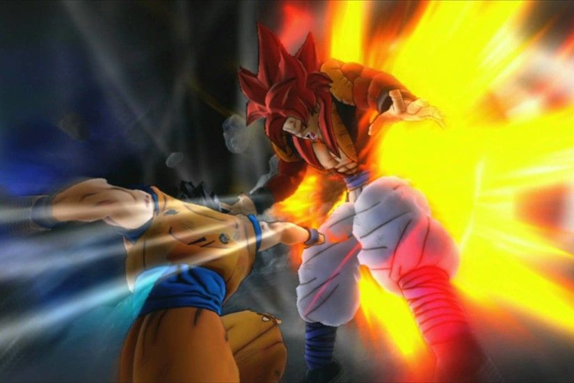 Dragon Ball Z: SSJ4 Gogeta Vs SSJ3 Goku, Omega Shenron, Ultimate Gohan &  SSJ3 Gotenks - YouTube