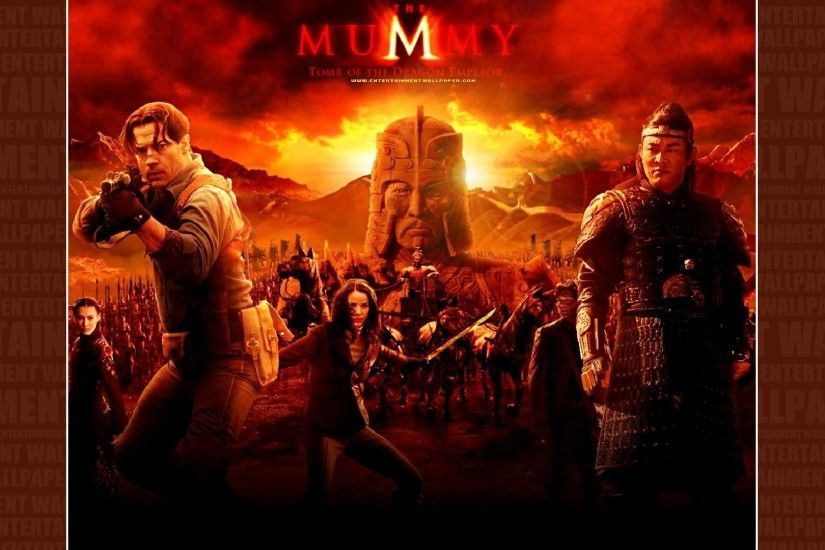 The Mummy: Tomb of the Dragon Emperor Wallpaper - Original size, download  now.