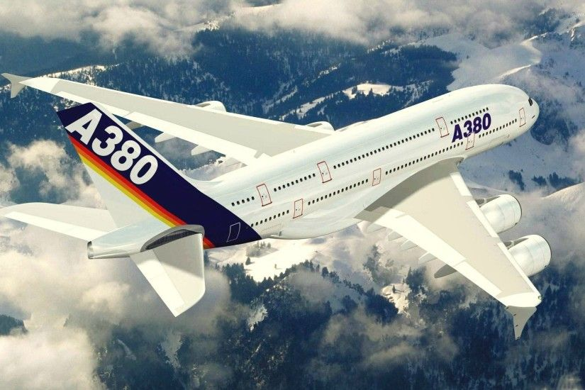 Airbus A380 [2] wallpaper