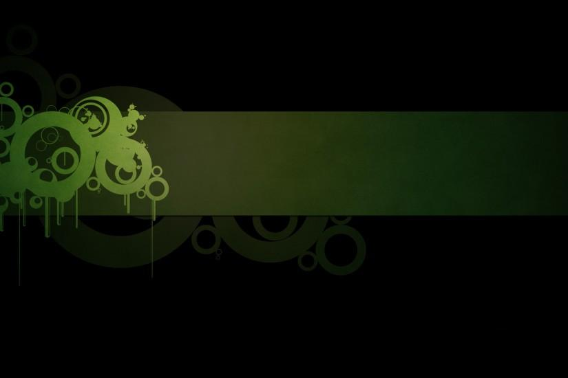 Black And Green Wallpaper | Black Wallpapers