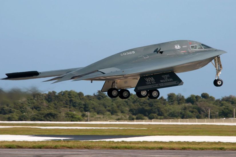 B 2 Spirit Bomber US Airforce Wallpaper