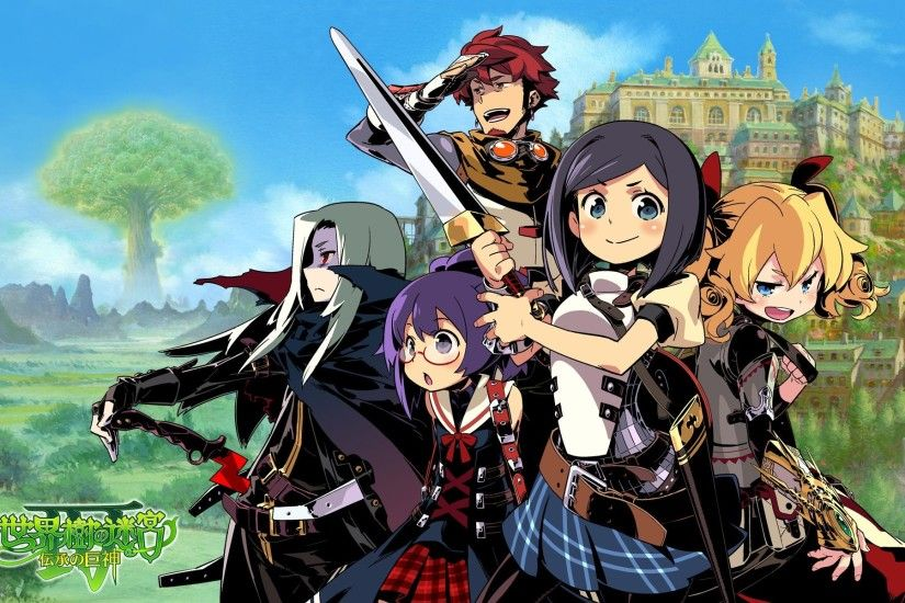 Etrian Mystery Dungeon FAQ - What You Need to Know - Overmental