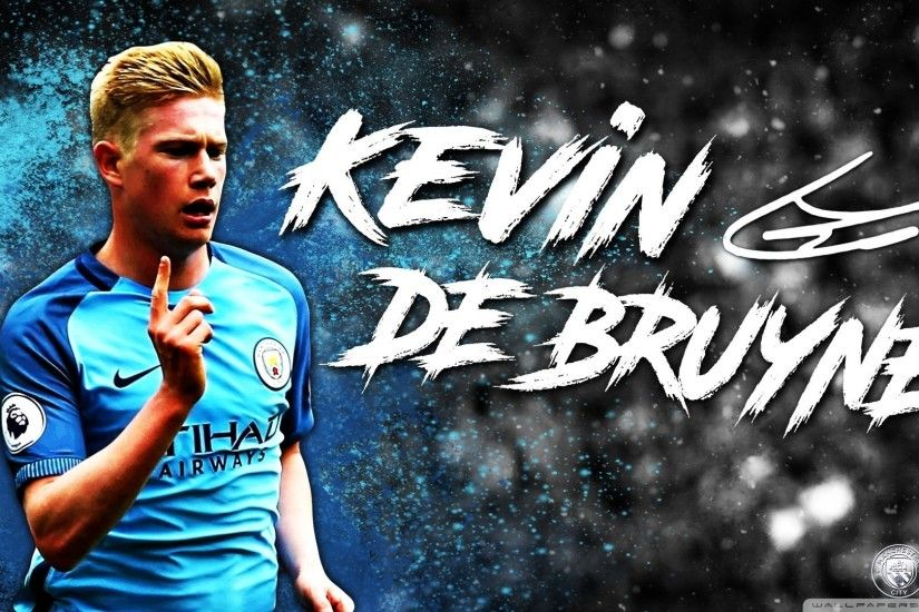 Download Kevin De Bruyne Manchester City hd wallpaper