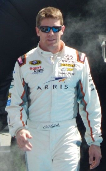 ... Carl Edwards enjoying life, 'hasn't even considered coming ...
