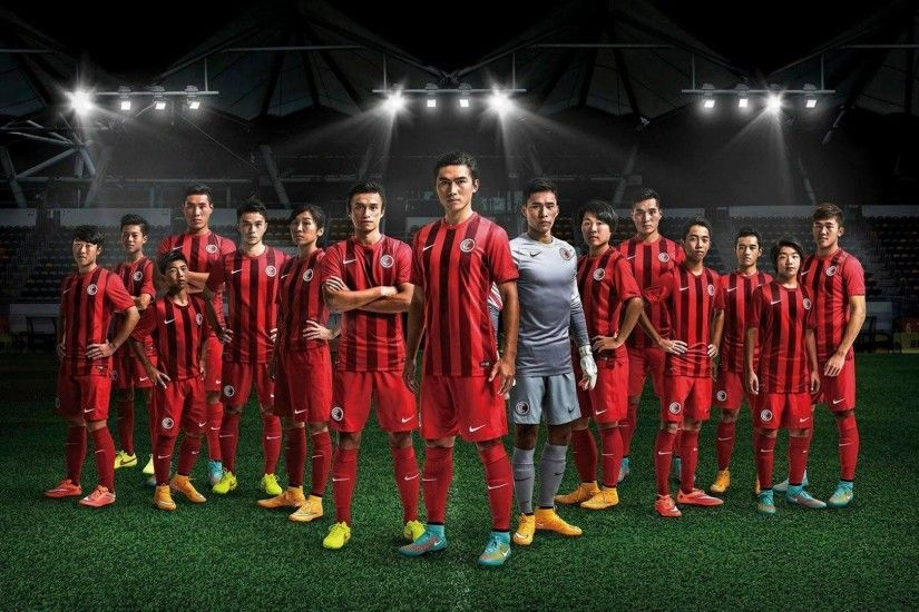 Hong Kong 2014-2015 Nike Football Kit Wallpaper Wide or HD .