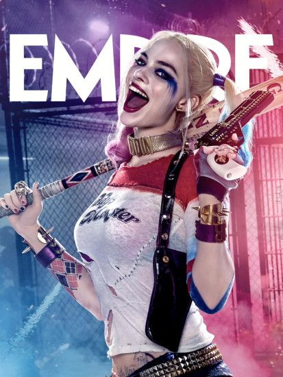 New Suicide Squad images feature Joker, Harley Quinn in HD