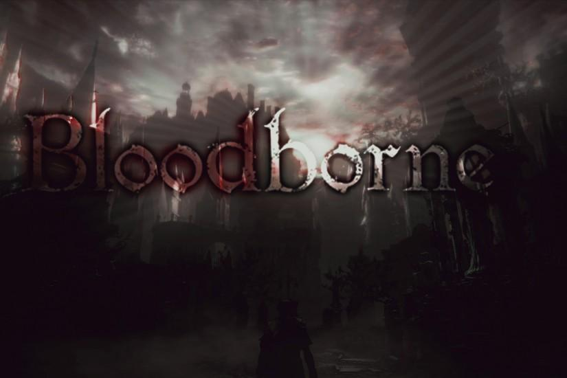full size bloodborne wallpaper 1920x1080 screen
