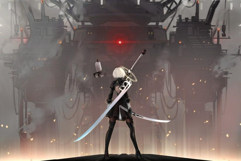 amazing nier automata wallpaper 1920x1080
