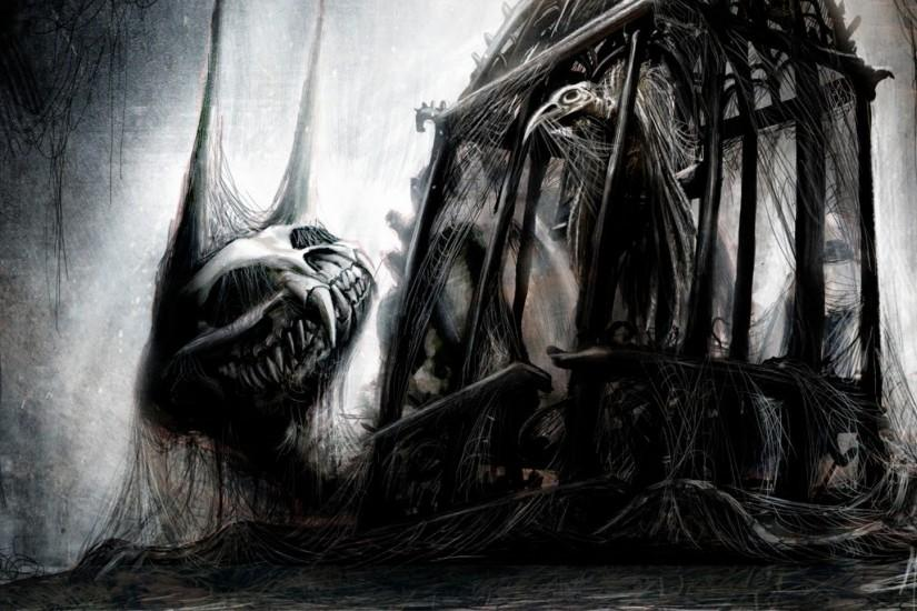 best creepy wallpapers 2560x1440