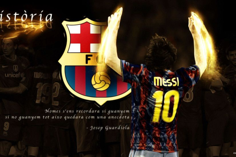 Fc Barcelona Messi 1920x1080 Hd Wallpaper