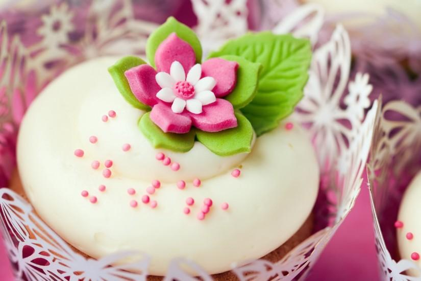 Cupcake Wallpaper HD wallpaper background