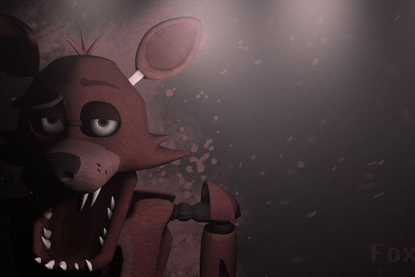 ... Five Nights at Freddy's Foxy Wallpaper DOWNLOAD by NiksonYT