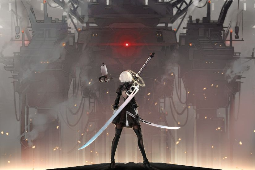 HD Wallpaper | Background ID:785576. 1920x1080 Video Game NieR: Automata