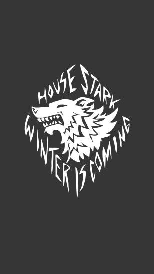 FunMozar House Stark IPhone Wallpapers
