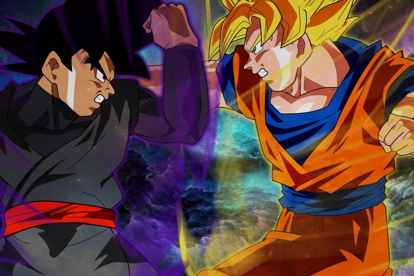 Dragon Ball, Goku, Black Goku