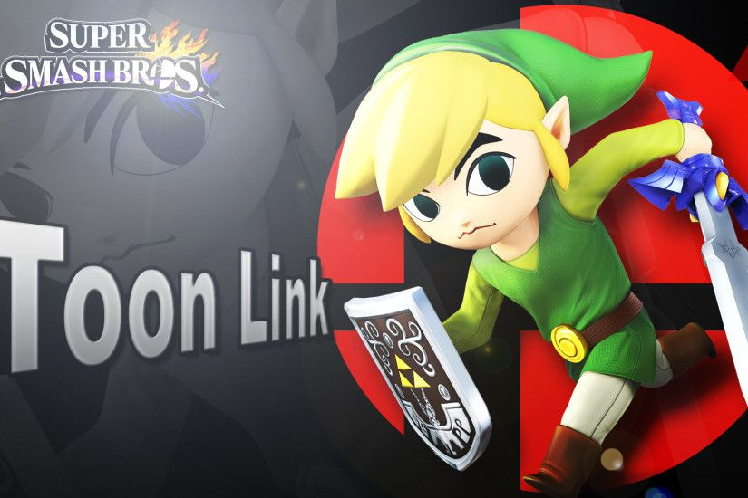 Toon Link Wallpaper by DrStuff Toon Link Wallpaper by DrStuff