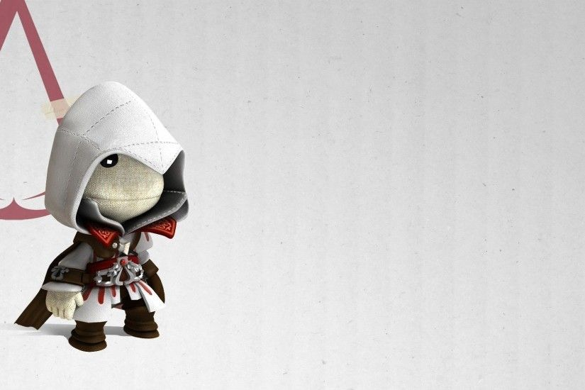 Little Big Planet, Assassins Creed Wallpapers HD / Desktop and Mobile  Backgrounds