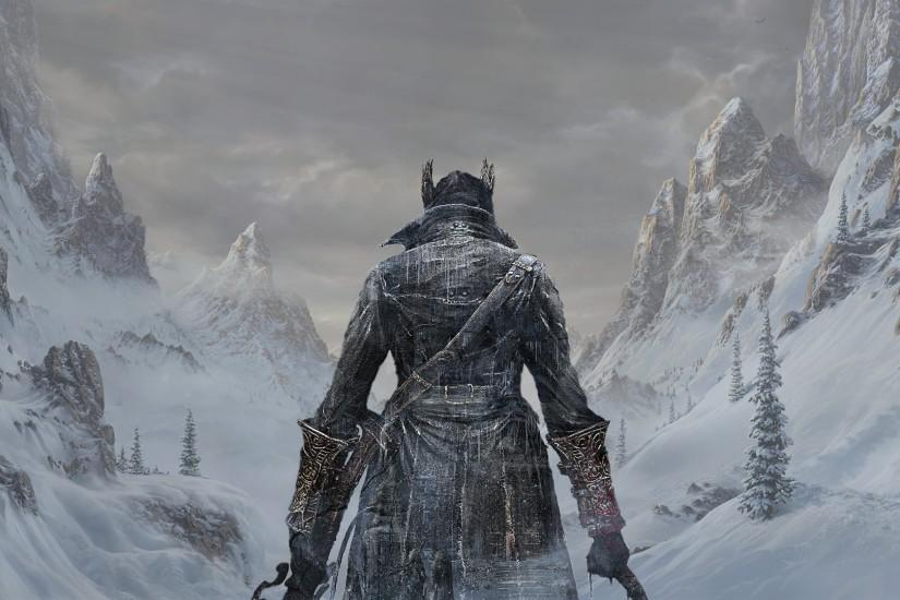 large bloodborne wallpaper 1920x1080 for windows 7