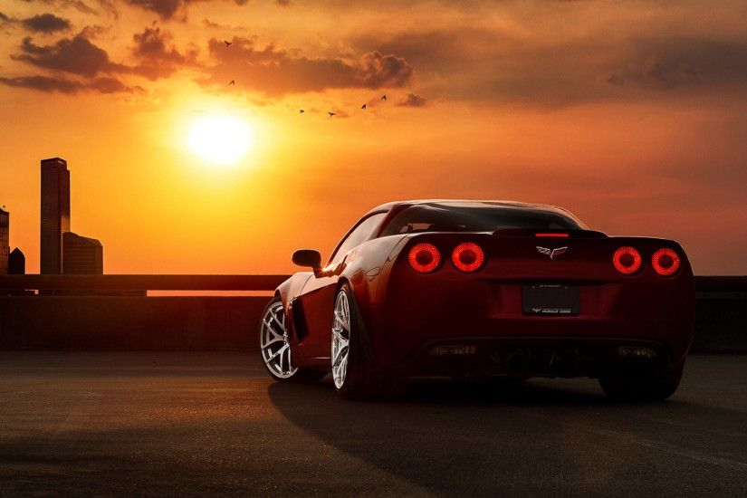 468 Corvette Stingray HD Wallpaper