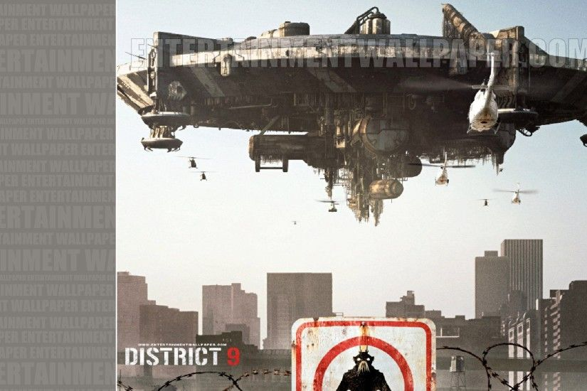 District 9 Wallpaper - Original size, download now.