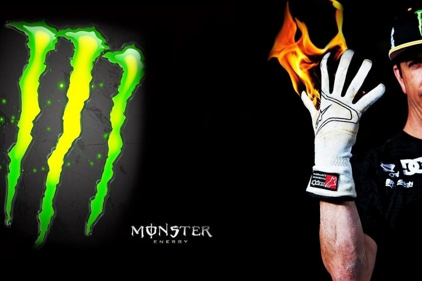 monster energy drink style boy