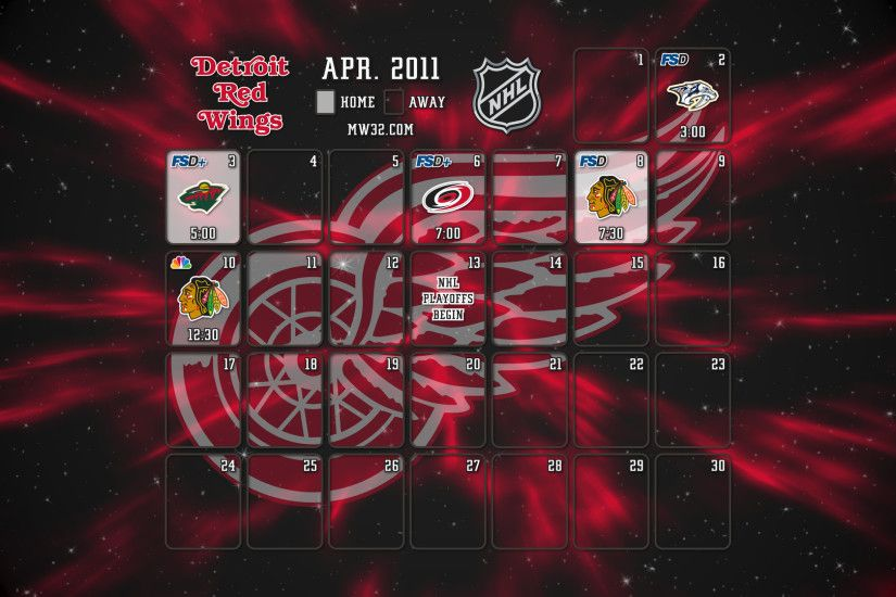 Detroit Red Wings widescreen wallpaper #453