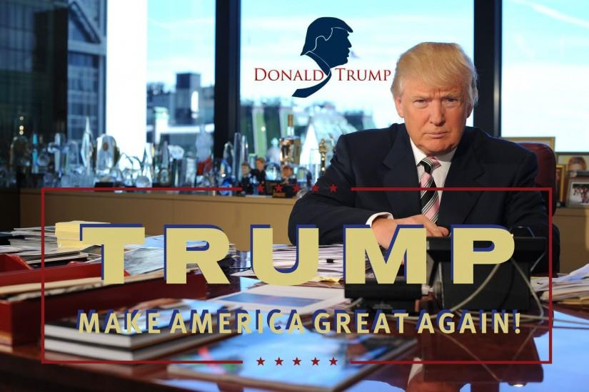 Donald Trump images Donald Trump (Make America Great Again) HD wallpaper  and background photos
