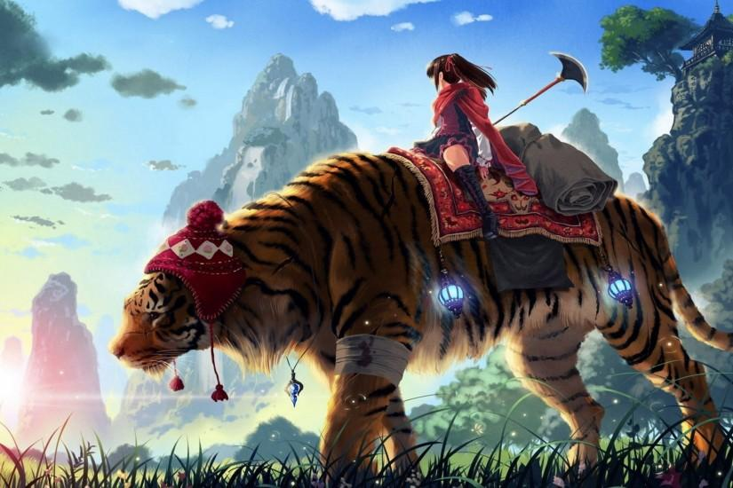 Epic Anime Art Character Wallpaper HD Desktop #1646 Wallpaper .