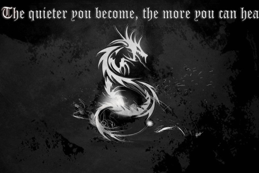 Dragon, Quote, Kali Linux Wallpapers HD / Desktop And Mobile .
