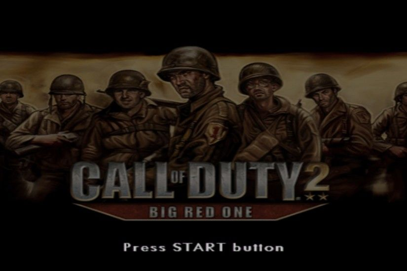 ... Call of Duty 2 - Big Red One (USA) ISO < PS2 ISOs ...