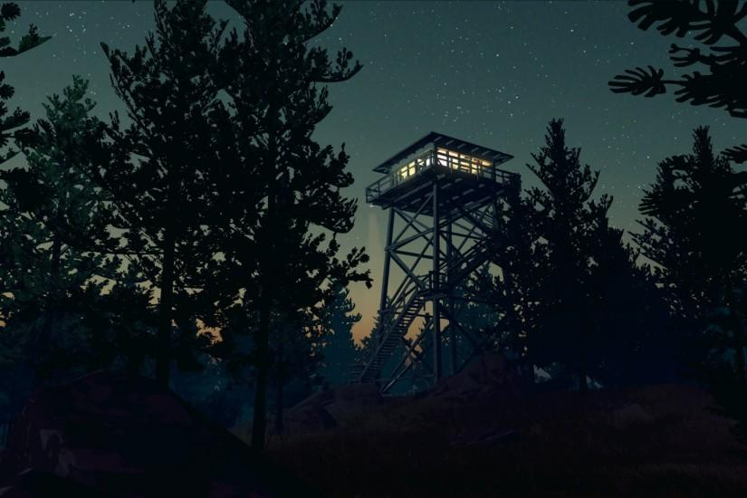 firewatch wallpaper 1920x1080 for htc