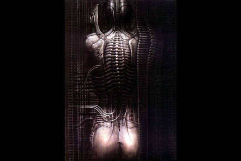 H. R. Giger, Artwork Wallpaper HD
