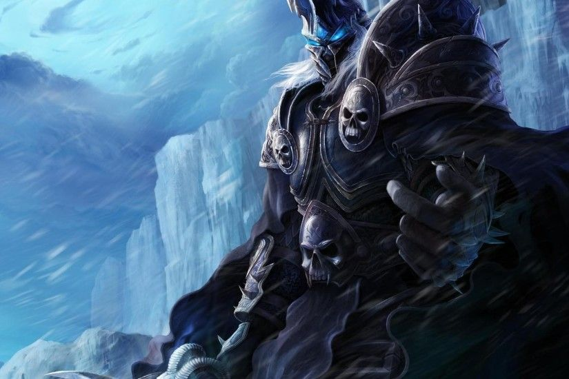 Download Frozen Warcraft Wallpapers HD Full Size