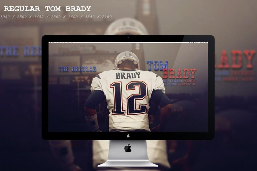 ... The Regular Tom Brady Wallpaper HD by BeAware8