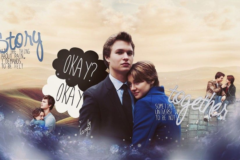 The Fault In Our Stars HD Background Picture Image