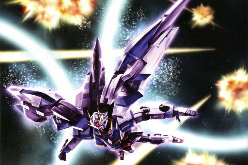 Anime - Mobile Suit Gundam 00 Wallpaper