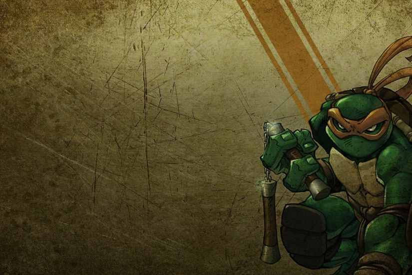 TMNT wallpapers for wallpaper Wednesday