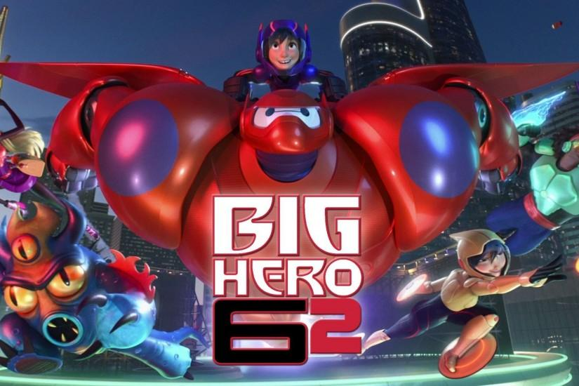 Big Hero 6 Wallpapers - Wallpaper Cave