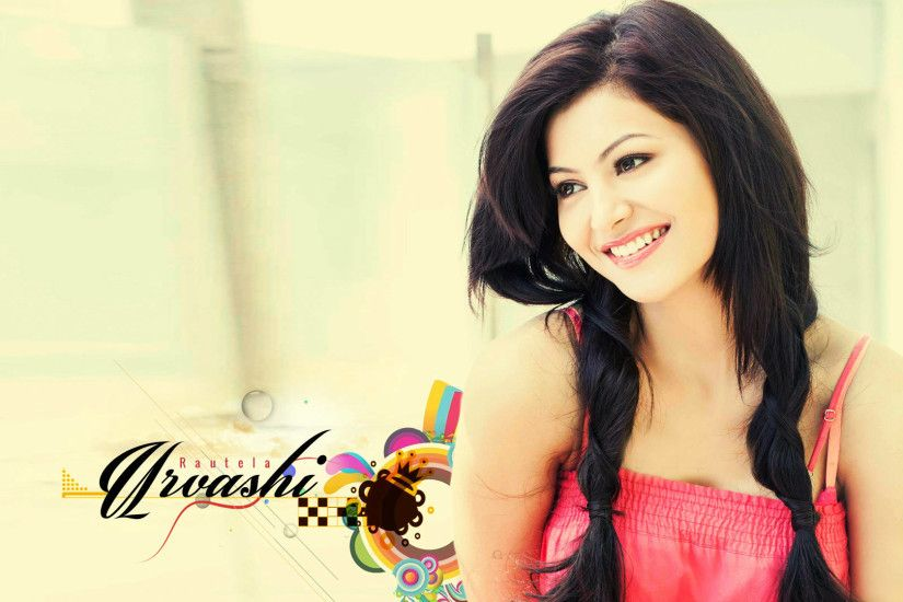 Bollywood Actress Urvashi Rautela Full HD 1080p Wallpaper