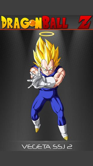 Vegeta - Dragon Ball Z Wallpaper