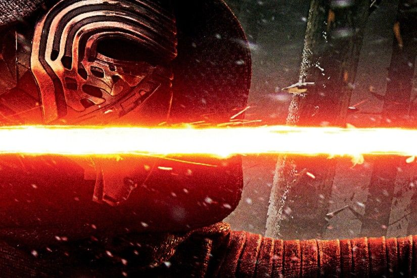 Multi Monitor Panorama resolutions:3840 x 1200 Original. Description:  Download Kylo Ren Force FX Lightsaber Movies wallpaper ...