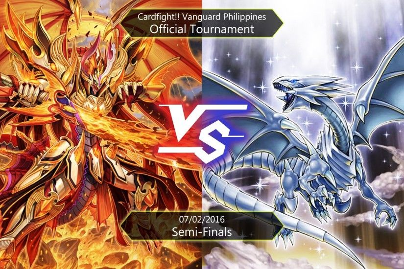 "Overlord Vs ""Blue-Eyes White Dragon"" - Cardfight!! Vanguard Philippines"