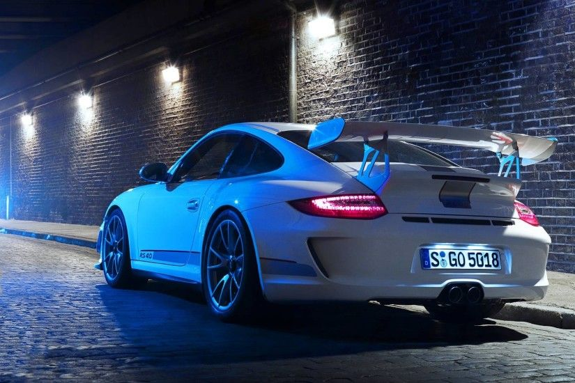 Porsche 911 gt3 rs white Wallpapers | Pictures