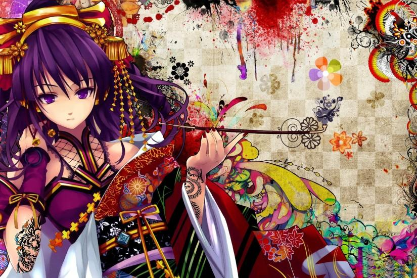 cool anime wallpapers 2560x1600 image